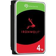 Seagate IronWolf 4TB CMR - Festplatte