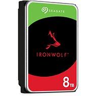 Seagate IronWolf 8TB CMR - Festplatte