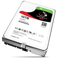Seagate IronWolf 10TB - Festplatte