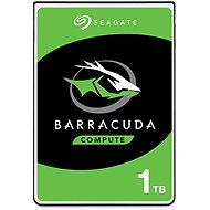 Seagate Barracuda 1TB Laptop - Festplatte