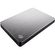 Seagate BackUp Plus Slim Portable 2 TB silber - Externe Festplatte