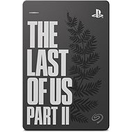 Seagate PS4 Game Drive 2TB The Last Of Us Part II - Externe Festplatte