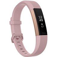 Fitbit Alta HR, groß, Zartes Pink/22 Karat - Fitness-Armband