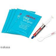 AKASA Reinigungstücher und Paste - TIM Wipes Kit / AK-TCW-03 - Zubehör