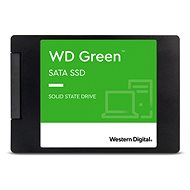 WD Green 3D NAND SSD 120 Gigabyte 2,5-Zoll - SSD Disk