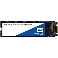 WD Blue 3D NAND SSD M.2 2TB - SSD Festplatte