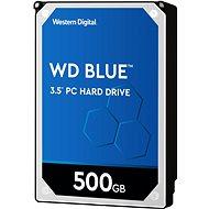 WD Blue 500 GB 16 MB Cache - Festplatte
