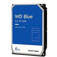 WD Blue 6 TB - Festplatte