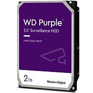 WD Purple 2TB - Festplatte