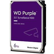 WD Purple 6TB - Festplatte