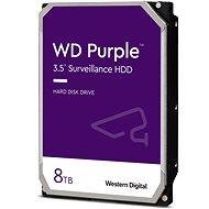 WD Lila 8 TB - Festplatte