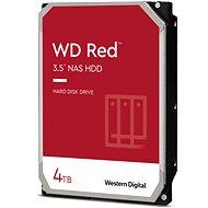 WD Red 4 TB - Festplatte