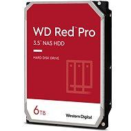 WD Red Pro 6 TB - Festplatte
