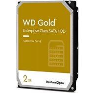 WD Gold 2TB - Festplatte