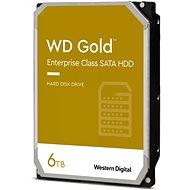 WD Gold 6TB - Festplatte