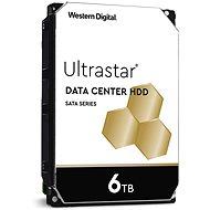 WD UltraStar 6 TB - Festplatte