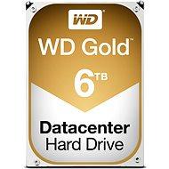 WD 6 TB Gold - Festplatte