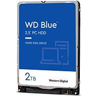 WD Blue Mobile 2TB - Festplatte