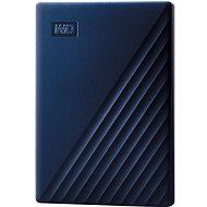 WD My Passport for Mac 2TB, blau - Externe Festplatte