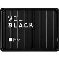 WD BLACK P10 Game Drive 5TB, schwarz - Externe Festplatte