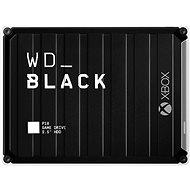 WD BLACK P10 Game Drive Xbox 3TB, schwarz - Externe Festplatte