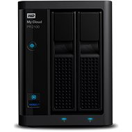 WD MY CLOUD PRO SERIES PR2100 8TB (2x 4TB) - Datenspeicher
