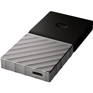 Sandisk My Passport SSD 512 GB Silver/Black - Externe Festplatte