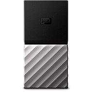 WD My Passport SSD 2TB Silver/Black - Externe Festplatte
