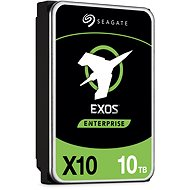 Seagate Exos X10 10TB SAS - Festplatte