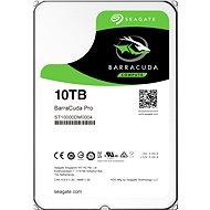Seagate BarraCuda Pro 10TB - Festplatte