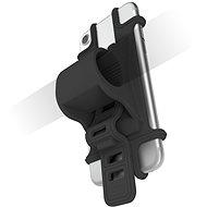 CELLY EASY BIKE für Telefone, die am schwarzen Lenker befestigt werden - Handyhülle