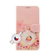 FIXED FIT mit Dušinky für das Samsung Galaxy J4+ Motiv Jamsin - Handyhülle