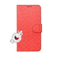 FIXED FIT für Samsung Galaxy A50 Motiv Red Mesh