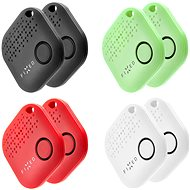 FIXED Smile 8-PACK 2x schwarz / 2x weiß / 2x rot / 2x grün - Bluetooth-Chip-Lokalisierung
