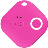 FIXED Smile Bluetooth-Tracker mit Bewegungssensor - Pink - Bluetooth-Chip-Lokalisierung