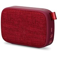 Energy Sistem Fabric Box 1+ Cherry - Bluetooth-Lautsprecher