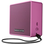 Energy Sistem Music Box 1+ Grape - Bluetooth-Lautsprecher