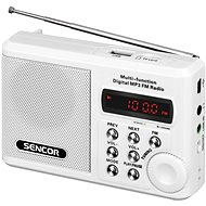 Sencor SRD 215 W - Radio