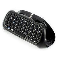 Numskull PlayStation 4 Bluetooth Wireless Mini Chatpad - Tastatur