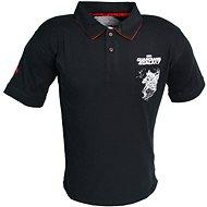 GOG Rocket Racoon Polo T-Shirt - L - T-Shirt