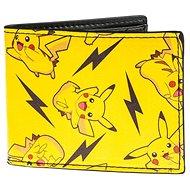 Pokémon All Over Pikachu Bifold Wallet - Brieftasche