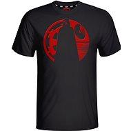 Star Wars Vader Red Puff T-Shirt - T-Shirt
