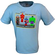 Marvel - Avengers Assembly Vintage Game XL - T-Shirt