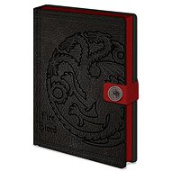 Game of Thrones - Targaryen - Notizbuch - Notizbuch