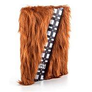 Star Wars - Chewbacca Fell - Notizbuch - Notizbuch