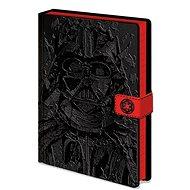Star Wars - Darth Vader - Notizbuch - Notizbuch