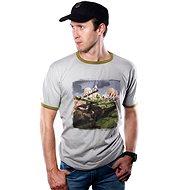World of Tanks - Comic Tank - T-Shirt