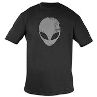 Dell Alienware Distressed Head Gaming Gear T-Shirt Grey - T-Shirt