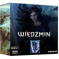 Witchcraft - Yennefer - offizielles Puzzle - Puzzle