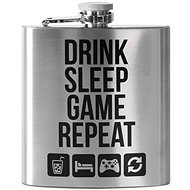 Drink Sleep Game Repeat - Flasche - Zubehör